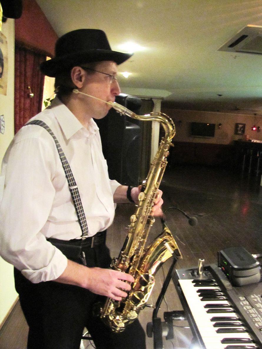 "Фото 7748102 в коллекции Портфолио - ""Шаги"" - ведущая, саксофонист и кавер-группа"