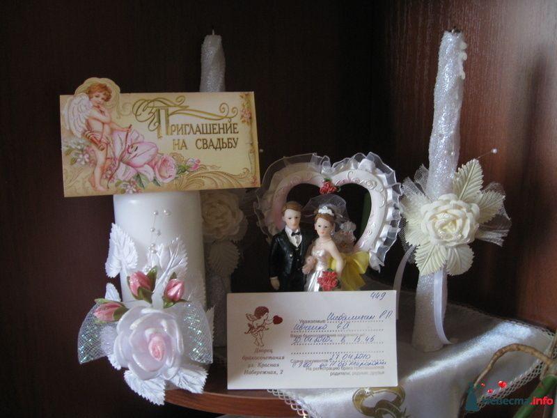 Фото 117435 в коллекции своими руками на свадьбу! - *GERLS*