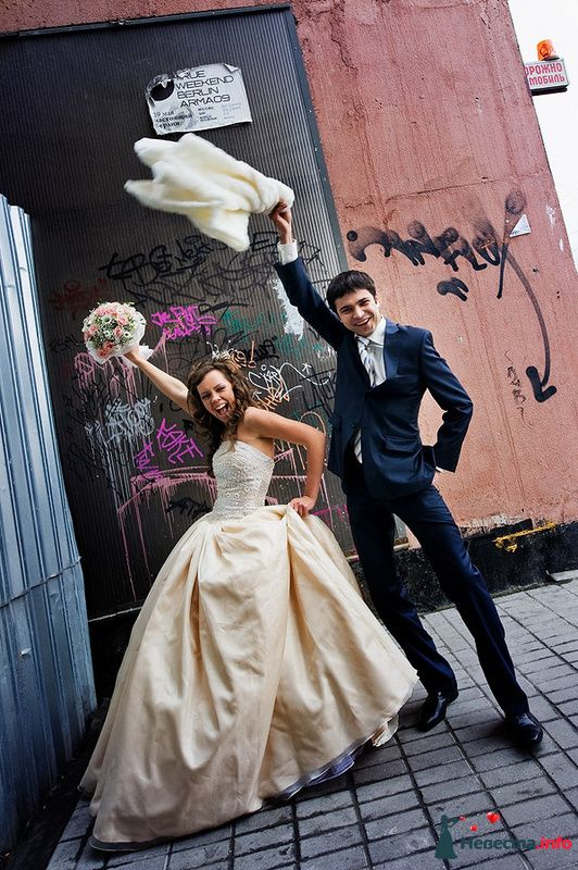 Фото 91367 в коллекции WeddingPhoto - Невеста01