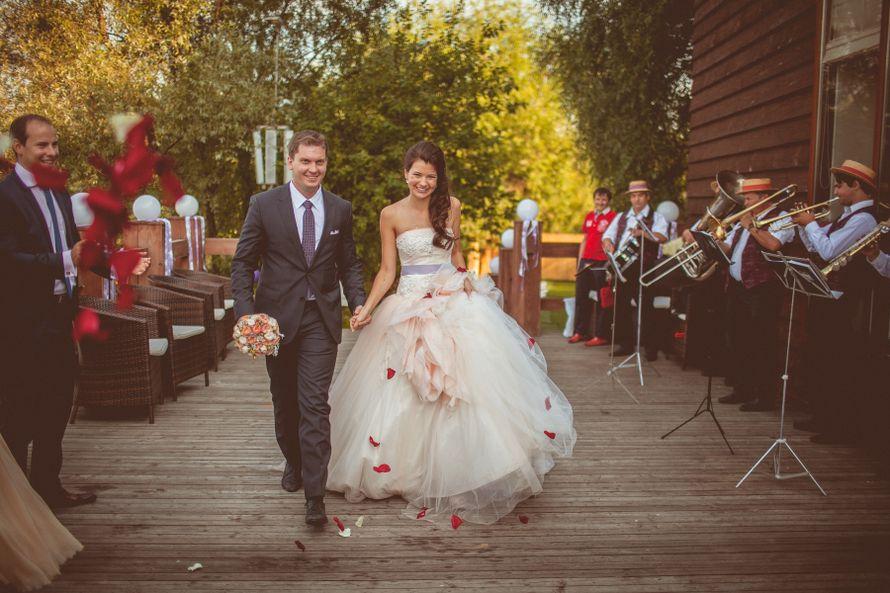 Фото 2321258 в коллекции Костя + Оля | 03.08.12 | Свадебная серия - Антон Ерошин - свадебный фотограф
