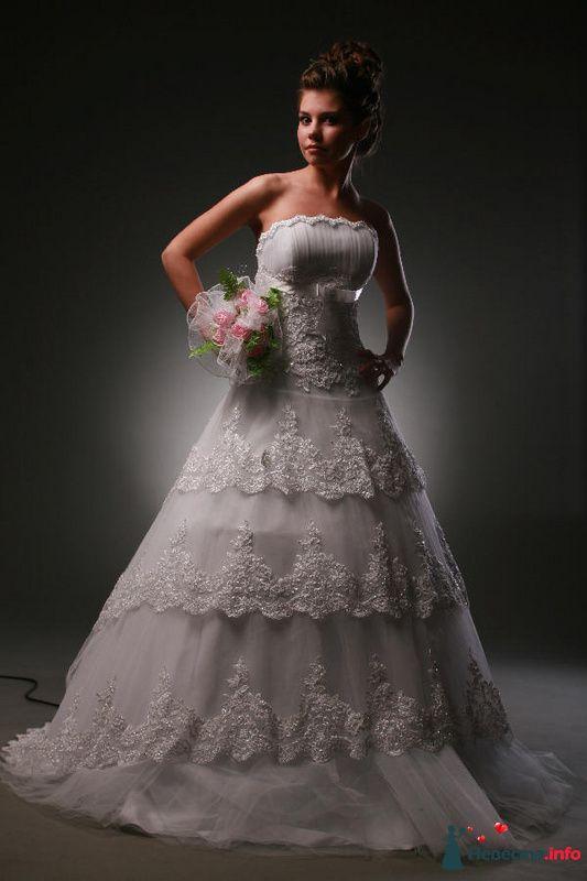 Фото 107318 в коллекции свадебные платья - таня15