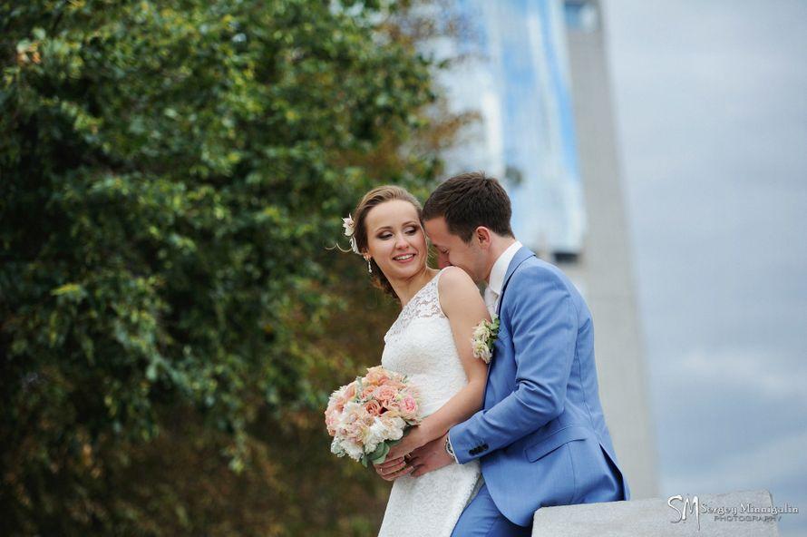 Фото 7091148 в коллекции Свадьба Дениса и Марины - Фотограф Сергей Миннигалин