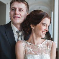 Молодожены - самые счастливые люди на свете)))