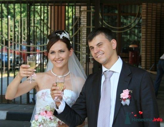 с любимым мужем - фото 127544 Рыська