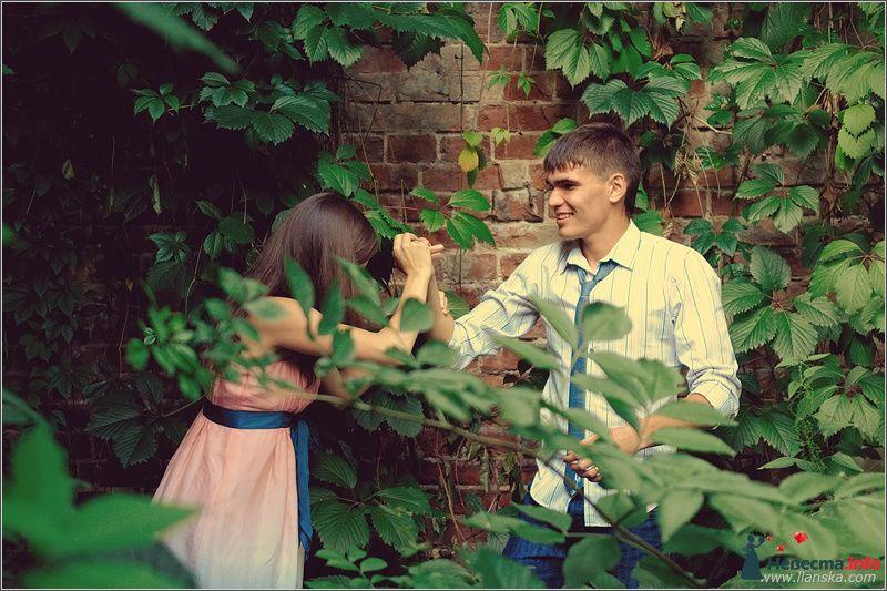 Фото 88895 в коллекции Предсвадебная Love Story - Штучка