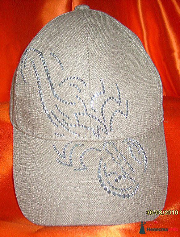 "Бейсболка ""Скорпион"" - фото 87827 Горький ШокоЛад"