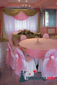 Фото 85476 в коллекции Мои фотографии - Оформление свадьбы от «ДекорПрофи»