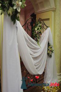 Фото 85483 в коллекции Мои фотографии - Оформление свадьбы от «ДекорПрофи»
