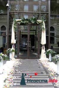 Фото 85484 в коллекции Мои фотографии - Оформление свадьбы от «ДекорПрофи»
