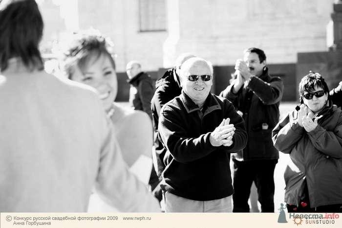 Фото 25496 в коллекции Финал Конкурса русской свадебной фотографии 2009. Фотоотчёт - Анна Горбушина - фотоагентство SunStudio
