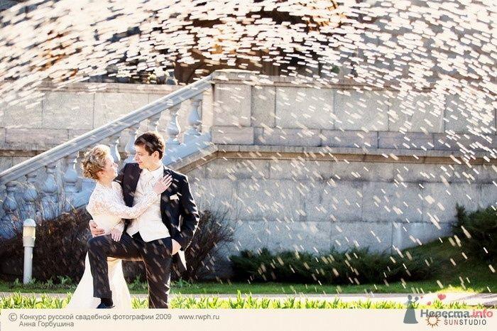 Фото 25505 в коллекции Финал Конкурса русской свадебной фотографии 2009. Фотоотчёт - Анна Горбушина - фотоагентство SunStudio
