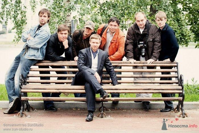 фотографы в роли гостей :) - фото 33163 Анна Горбушина - фотоагентство SunStudio