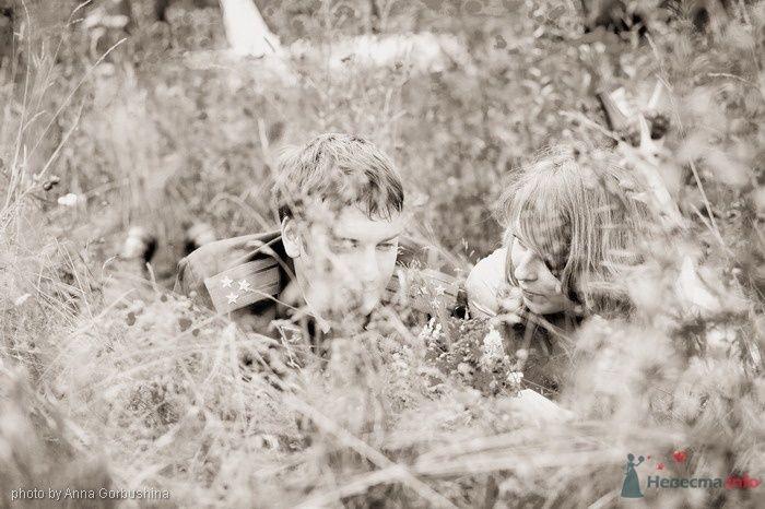 Фото 42335 в коллекции Настя и Саша. - Анна Горбушина - фотоагентство SunStudio