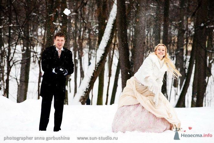 Фото 51271 в коллекции Юля и Дима. Зимняя сказка