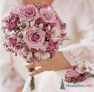 Фото 9874 в коллекции Сиреневая свадьба - Magrateya
