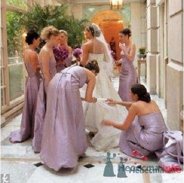 Фото 19059 в коллекции Сиреневая свадьба - Magrateya