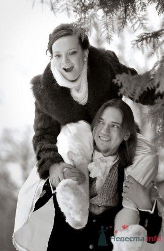 Фото 5723 в коллекции Зимняя свадьба. Иван-да-Марья - Фотограф Руслан Сафин