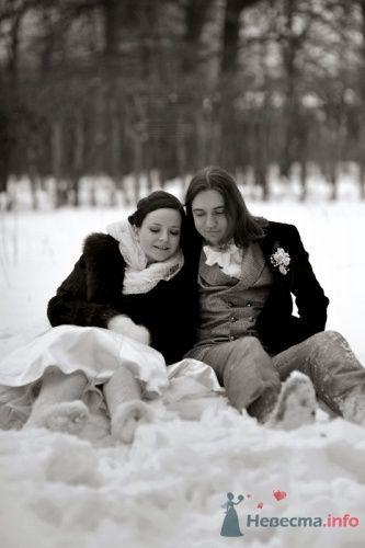 Фото 5724 в коллекции Зимняя свадьба. Иван-да-Марья - Фотограф Руслан Сафин