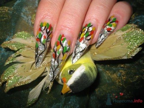 Стилеты с фольгой - фото 6242 PerfectioNails - наращивание ногтей гелем и акрилом