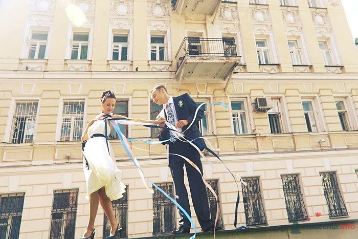 Фото 42394 в коллекции Свадебное - Фотограф Елена Зотова