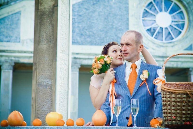 Как пахнут апельсины прохладным августовским днём - фото 45883 Фотограф Елена Зотова