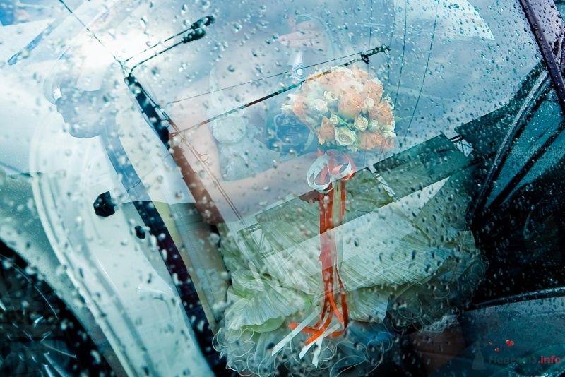 Капли дождя падали на разгоряченные лица прохожих - фото 45884 Фотограф Елена Зотова