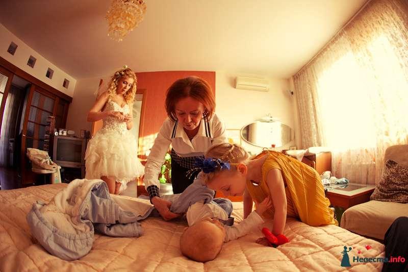 Сборы невесты - фото 84688 Фотограф Елена Зотова