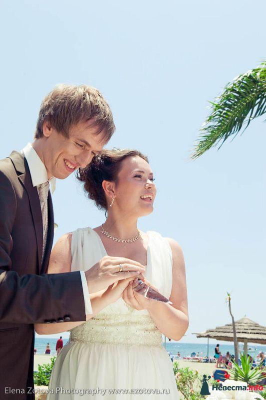 Фото 111091 в коллекции Кипр. Свадьба Кати и Сережи - Фотограф Елена Зотова