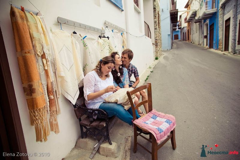 Фото 118312 в коллекции Кипр предсвадебный - Фотограф Елена Зотова