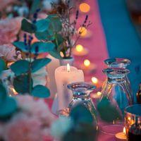 Греческая эко-свадьба для Насти и Саши. п-ов Закинтос. Банкет