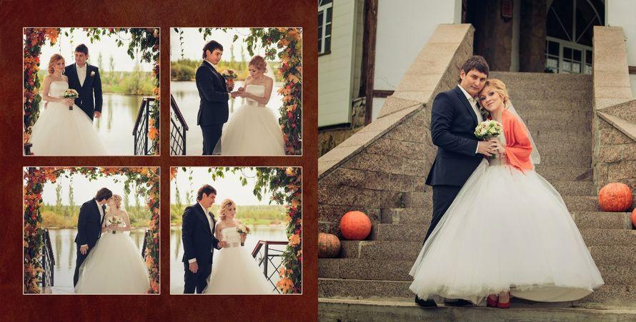 Фото 2026474 в коллекции Тыквенная осенняя свадьба Дилары и Дениса 21 сентября 2013г - Свадебное агентство All Inclusive