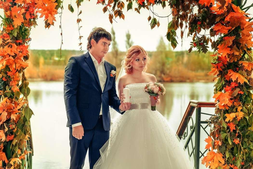 Фото 2026528 в коллекции Тыквенная осенняя свадьба Дилары и Дениса 21 сентября 2013г - Свадебное агентство All Inclusive