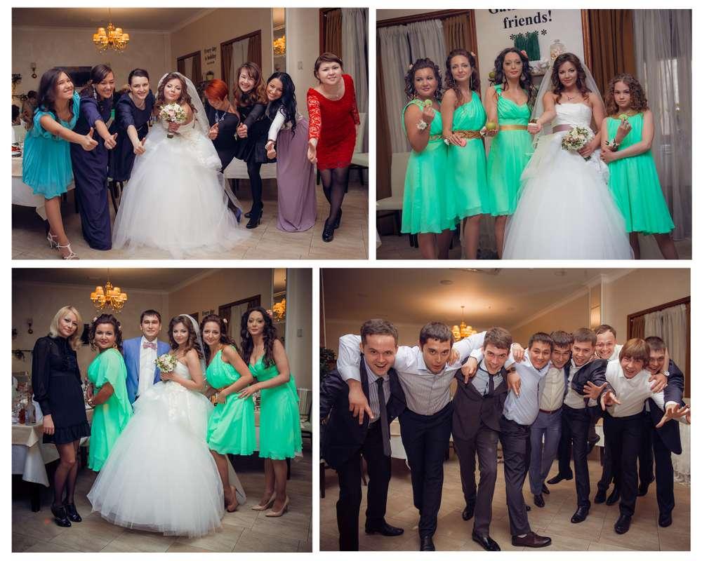 Фото 2343186 в коллекции Весенняя свадьба Элины и Вадима 25 апреля 2014г - Свадебное агентство All Inclusive