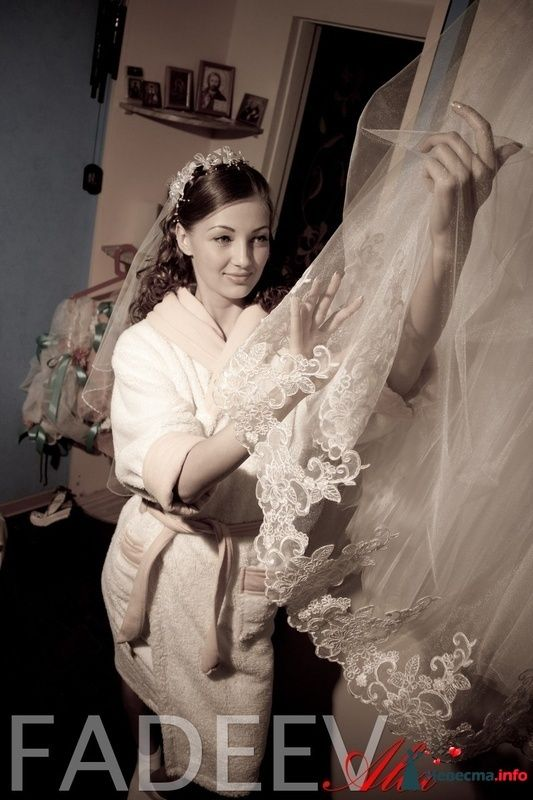 Фото 115202 в коллекции Свадьба Натальи и Александра