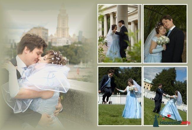 Свадебный Коллаж - фото 87438 StudioProff - фото и видео