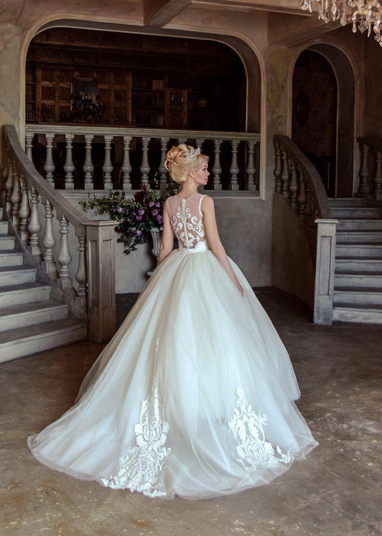 """Свадебное платье БАРБАРА - фото 16782202 Свадебный салон """"Vesta - Bride"""""""