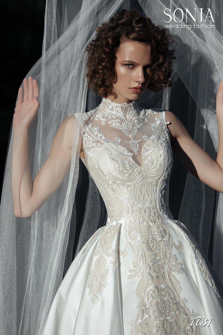 """Свадебное платье BOZENA - фото 16782248 Свадебный салон """"Vesta - Bride"""""""