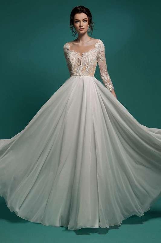 """Свадебное платье СИНКЛАР - фото 16782316 Свадебный салон """"Vesta - Bride"""""""