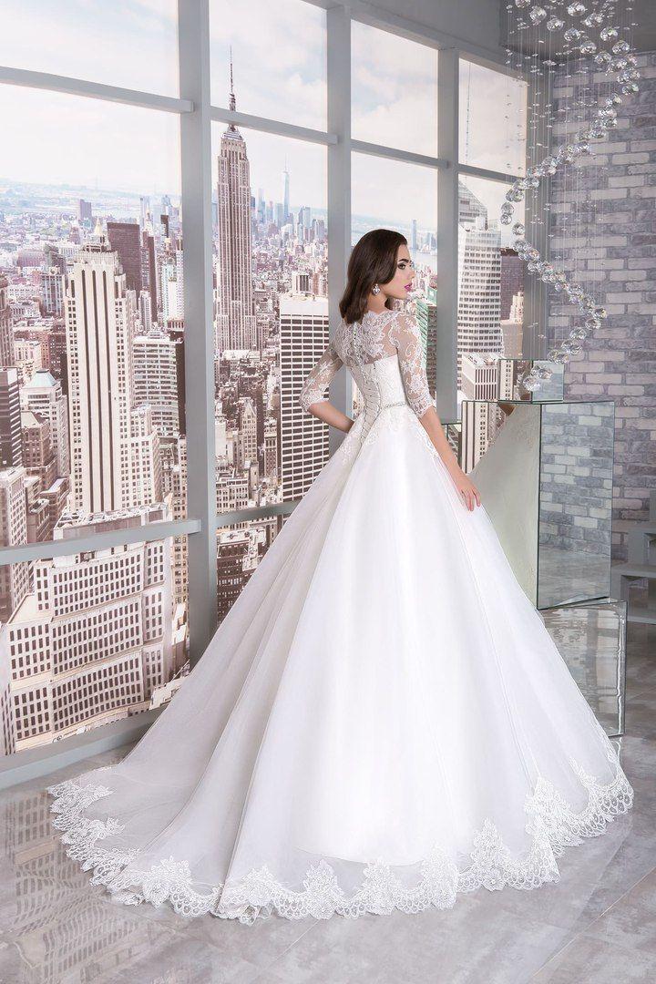 """Свадебное платье МОНИКА - фото 16782346 Свадебный салон """"Vesta - Bride"""""""