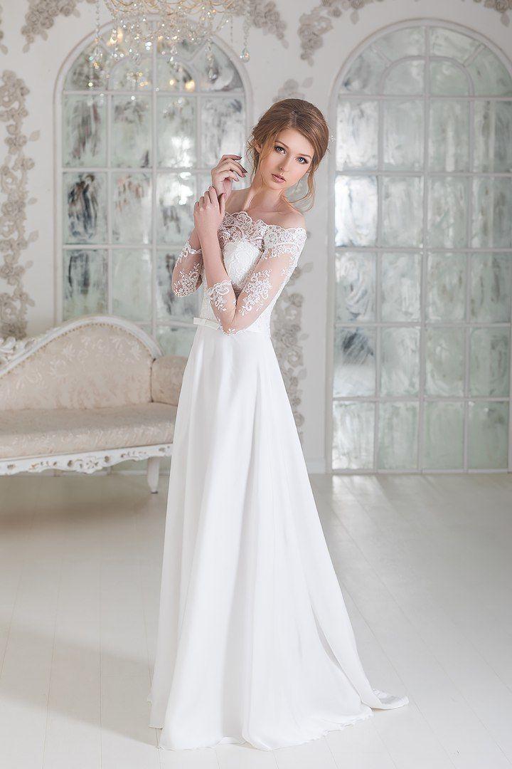 2369832989ae3b1 Свадебное платье АЛЬБА: фото 16782412 - Свадебный салон