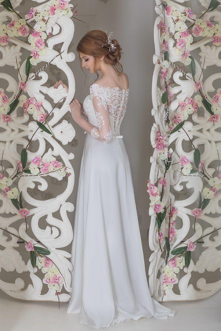 """Свадебное платье АЛЬБА - фото 16782414 Свадебный салон """"Vesta - Bride"""""""