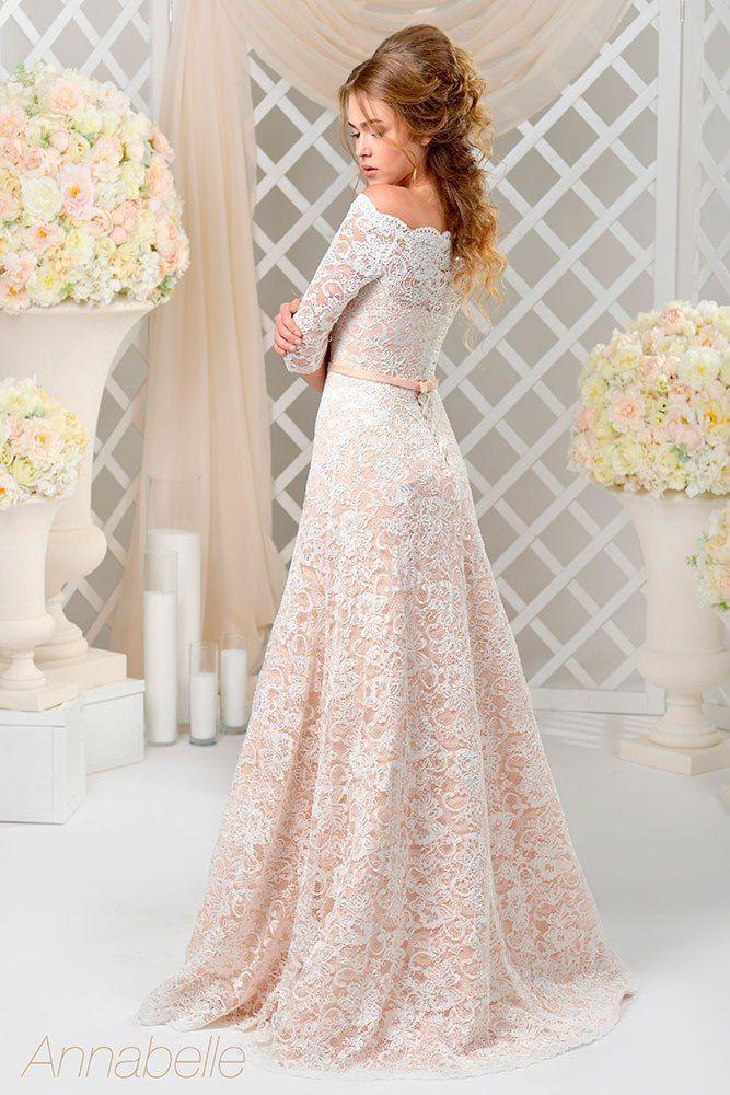 """Свадебное платье ANNABELLE - фото 16782534 Свадебный салон """"Vesta - Bride"""""""