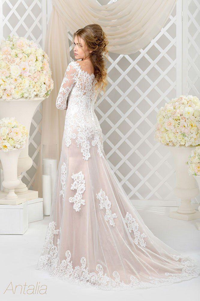"""Свадебное платье ANTALIA - фото 16782540 Свадебный салон """"Vesta - Bride"""""""