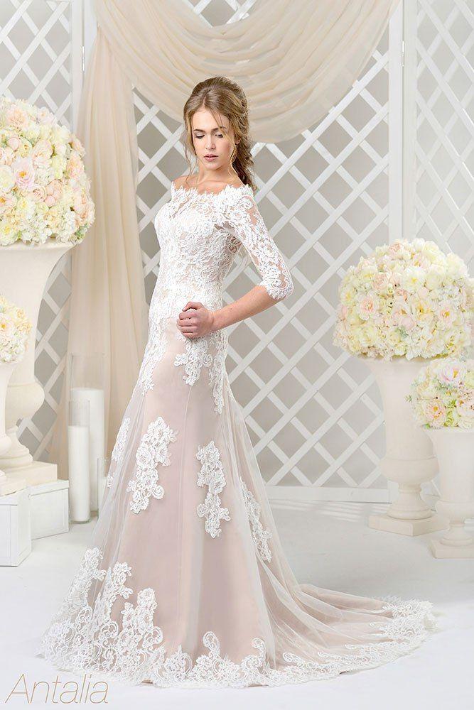 """Свадебное платье ANTALIA - фото 16782542 Свадебный салон """"Vesta - Bride"""""""