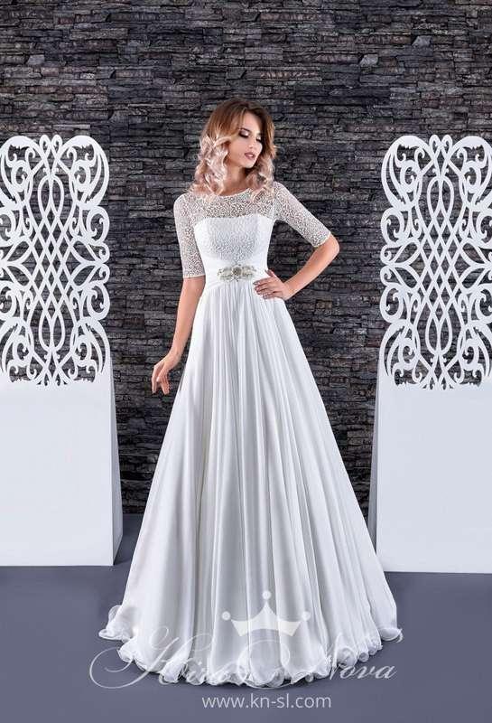 """Свадебное платье  Арт. S-01 - фото 16782628 Свадебный салон """"Vesta - Bride"""""""