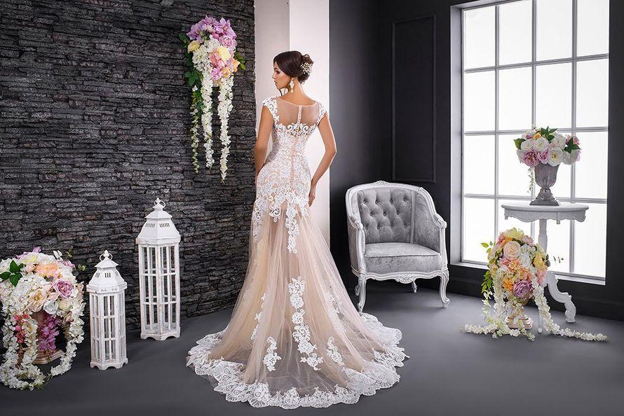 """Свадебное платье - трансформер Арт. М-18 - фото 16782672 Свадебный салон """"Vesta - Bride"""""""