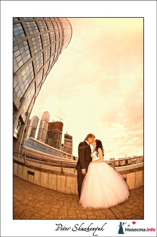 Фото 88707 в коллекции Свадебные фотографии www.smile2smile.ru - Свадебный фотограф Петр Скаженюк
