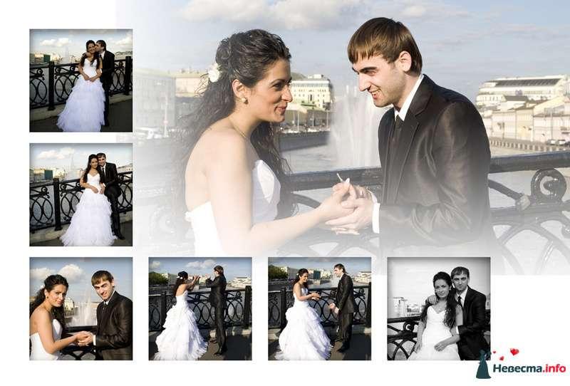 Фото 88751 в коллекции Свадебные коллажи - Свадебный фотограф Петр Скаженюк