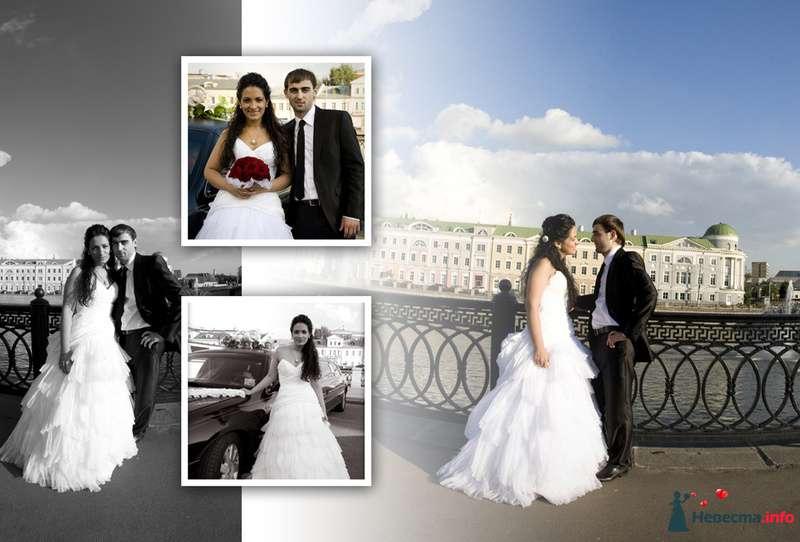Фотограф на свадьбу Петр Скаженюк - фото 88526 Видеооператор Алексей Никулин