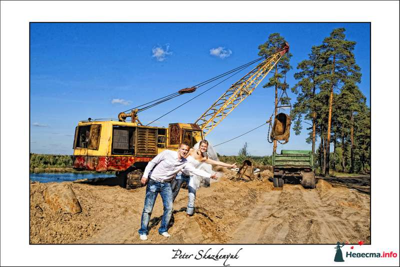 Свадьба фотограф Петр Скаженюк - фото 88560 Видеооператор Алексей Никулин